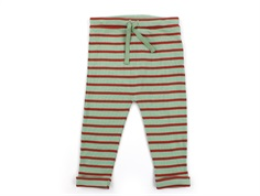 Noa Noa Miniature bukser rib art green striber
